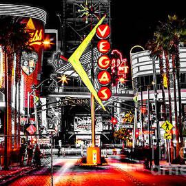 Vegas Nights by Az Jackson