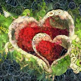 Catherine Lott - Veggie-Licous Heart