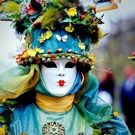 Venetian Carnival   by Cyril Jayant