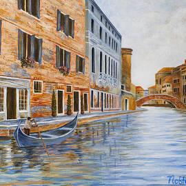 Paula Noblitt - Venice sunset