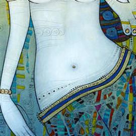 Albena Vatcheva - Venus With Doves