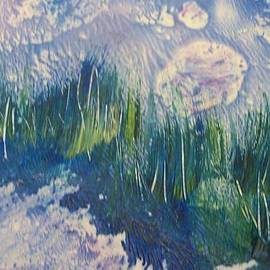 Venusian Seascape by Sharon Ackley