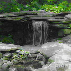 Verde Falls by Kathryn Strick