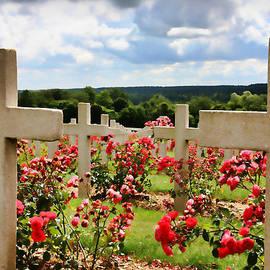Joanna Madloch - Verdun Cemetery