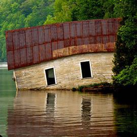 John Haldane - Vermont Boathouse