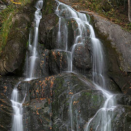 Juergen Roth - Vermont Moss Glen Waterfall