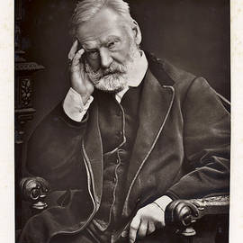 Victor Hugo by Mary Evans