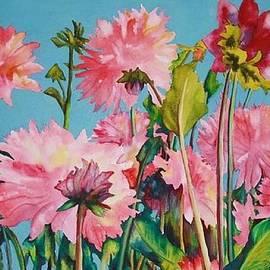 Victoria Garden by Diane Ziemski