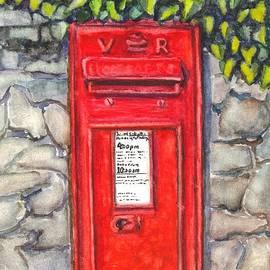 Carol Wisniewski - Victorian Mailbox