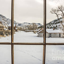 View From A Window by Sue Smith