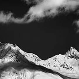 Marc Huebner - View from St. Moritz