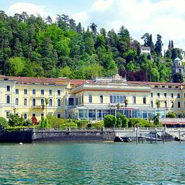 Valentino Visentini - Villa Serbelloni