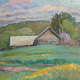 Alexander Stolbov - Village Motive