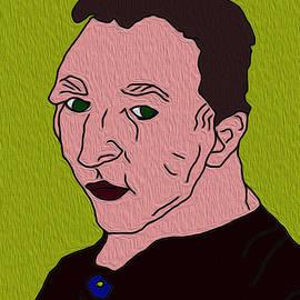Sir Josef - Social Critic -  Maha Art - Vincent Van Gogh By Putsche