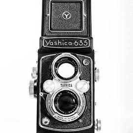 Vintage 1950s Yashica 635 Camera by Jon Woodhams