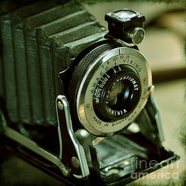 Ansco Viking Camera by Von McKnelly