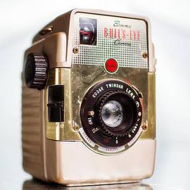 Vintage Brownie Bullseye Camera by Jon Woodhams
