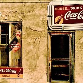 Benjamin Yeager - Vintage Colas