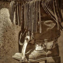 Priscilla Burgers - Vintage Cowgirl