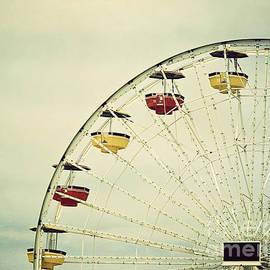 Kim Hojnacki - Vintage Ferris Wheel