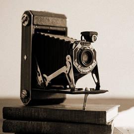 Vintage Kodak 620 Art Deco Camera by Jon Woodhams