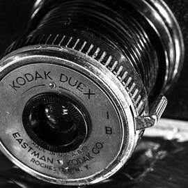 Vintage Kodak Duex Camera by Jon Woodhams