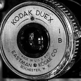 Vintage Kodak Duex Detail by Jon Woodhams