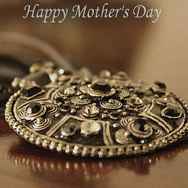 Vintage Necklace Mothers Day by Sarah Broadmeadow-Thomas