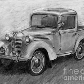 Kate Sumners - Vintage Pick Up Truck American Bantam