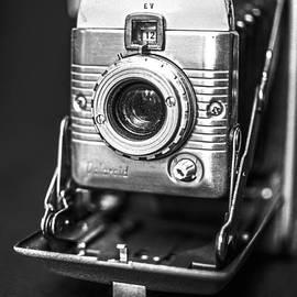 Vintage Polaroid Land Camera Model 80A by Jon Woodhams
