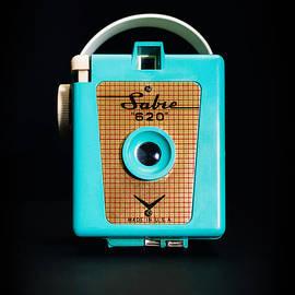 Vintage Sabre 620 Camera by Jon Woodhams