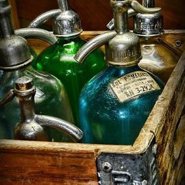 Paul Ward - Vintage Seltzer Bottles