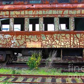 Dawn Kori Snyder - Vintage Train Car