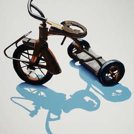 Jeffrey Bess - Vintage Trike