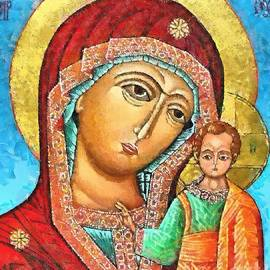 Dragica  Micki Fortuna - Virgin of Kazan