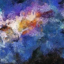 Carol Sullivan - Visiting with the Spirit of Van Gogh 3