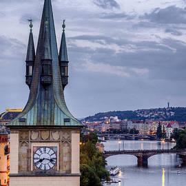 Pablo Lopez - Vltava river in Prague