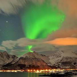 Per Ivar Hanssen - vulcano Aurora