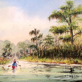 Bill Holkham - Wacissa River