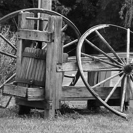 Thomas Woolworth - Wagon Wheels