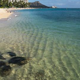 Georgia Mizuleva - Waikiki Beach Water Play