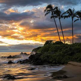 Hawaii  Fine Art Photography - Wailea Sunset