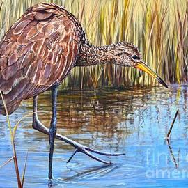 Wailing Bird by AnnaJo Vahle