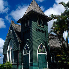 Wai'oli Hui'ia Church by Kathy Yates