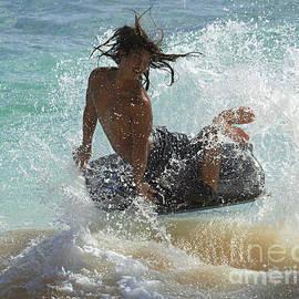 Bob Christopher - Wake Boarder Hawaii