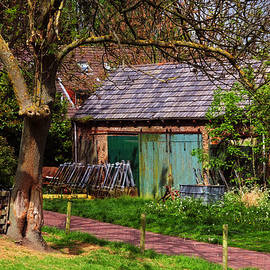 Jenny Rainbow - Walk along the Channel 1. Spring in Holland