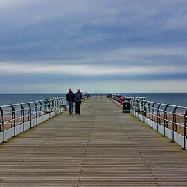 Trevor Kersley - Walk on the Pier