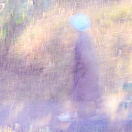 Jenny Rainbow - Walk Through the Light and Shadows. Impressionism
