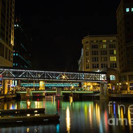 Andrew Slater - Walking Bridge Glow