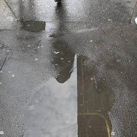 Rosie Brown - Walking in the Rain in Prague